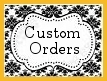Custom Orders-custom order, special fabric, motifs, fabric for her, gift for him