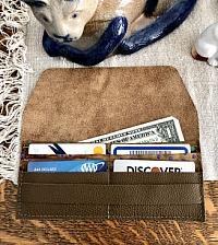 Tan Leather Wallet-leather wallet, wallet for women, tan wallet, credit card wallet, simple wallet, minimalist leather wallet, cash pocket wallet, womans wallet, womans leather wallet, tan womans wallet, womans cash wallet, cash wallet, tan wallet